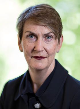 Chief Justice of the Supreme Court of Victoria, the Honourable Anne Ferguson