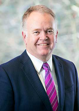 IBAC CEO Alistair Maclean